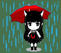 Demon Lily (English ver.) sticker #11045556