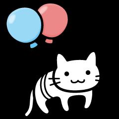Happy Days cat