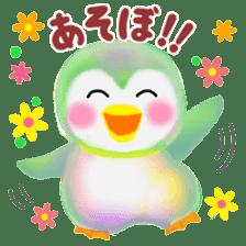 penguin pempem 21 sticker #11057170