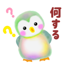 penguin pempem 21 sticker #11057171