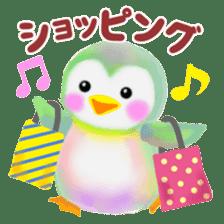 penguin pempem 21 sticker #11057173