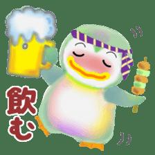 penguin pempem 21 sticker #11057177