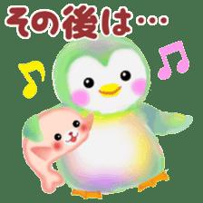 penguin pempem 21 sticker #11057178