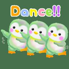 penguin pempem 21 sticker #11057180