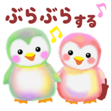 penguin pempem 21 sticker #11057183