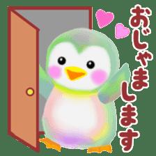 penguin pempem 21 sticker #11057195