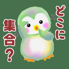 penguin pempem 21 sticker #11057198