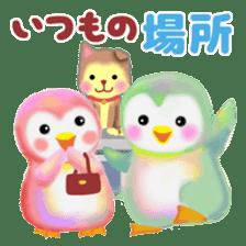 penguin pempem 21 sticker #11057199