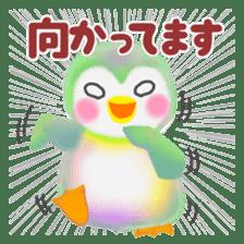 penguin pempem 21 sticker #11057202