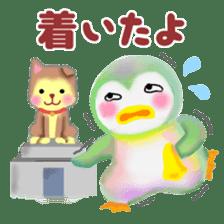 penguin pempem 21 sticker #11057204