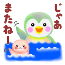 penguin pempem 21 sticker #11057207