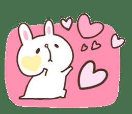 kimamani*usagi sticker #11062768