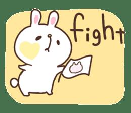 kimamani*usagi sticker #11062773