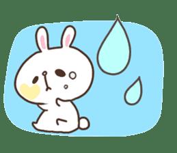 kimamani*usagi sticker #11062782