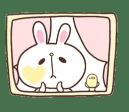 kimamani*usagi sticker #11062799