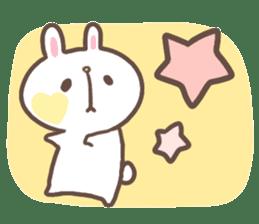 kimamani*usagi sticker #11062806