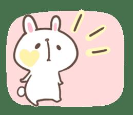 kimamani*usagi sticker #11062807