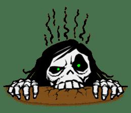 skeleton_girl_2 sticker #11063722