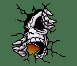 skeleton_girl_2 sticker #11063724