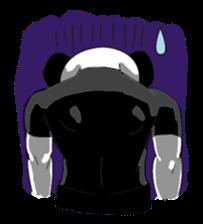 Muscle P. sticker #11063930