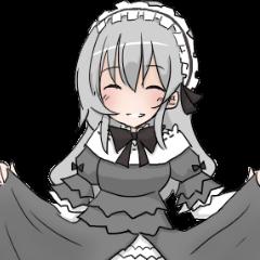 Gothic Lolita Cute Girl