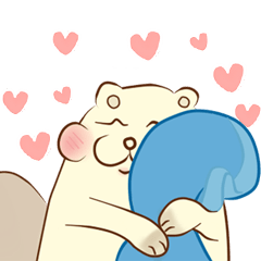 lovely beaver (Eng)