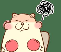 lovely beaver (Eng) sticker #11073119