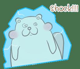 lovely beaver (Eng) sticker #11073132