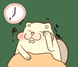lovely beaver (Eng) sticker #11073136