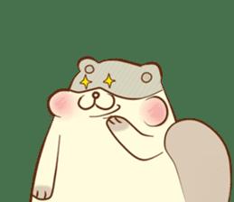 lovely beaver (Eng) sticker #11073150