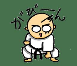 KARATE BOY LIFE sticker #11074273