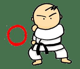 KARATE BOY LIFE sticker #11074274