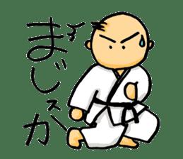 KARATE BOY LIFE sticker #11074282