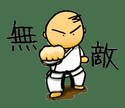 KARATE BOY LIFE sticker #11074287