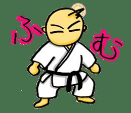 KARATE BOY LIFE sticker #11074288