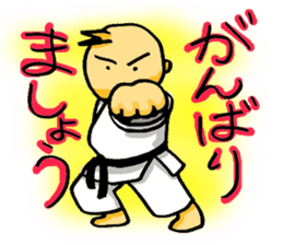 KARATE BOY LIFE sticker #11074289