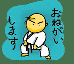 KARATE BOY LIFE sticker #11074291
