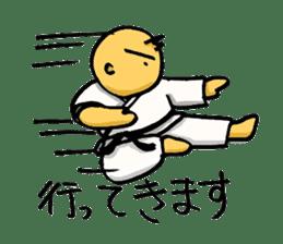 KARATE BOY LIFE sticker #11074300