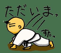 KARATE BOY LIFE sticker #11074301