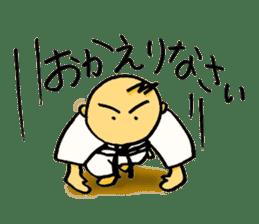 KARATE BOY LIFE sticker #11074302