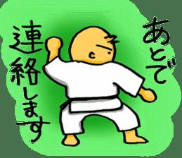 KARATE BOY LIFE sticker #11074303