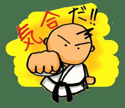 KARATE BOY LIFE sticker #11074306