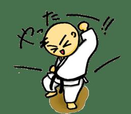KARATE BOY LIFE sticker #11074307