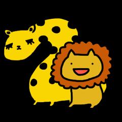 higeneko&jollyzoo