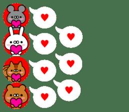 Animals Avatars sticker #11081034