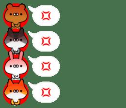 Animals Avatars sticker #11081037