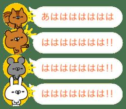 Animals Avatars sticker #11081041