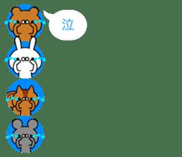 Animals Avatars sticker #11081058