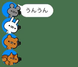 Animals Avatars sticker #11081067