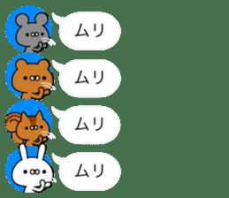 Animals Avatars sticker #11081070